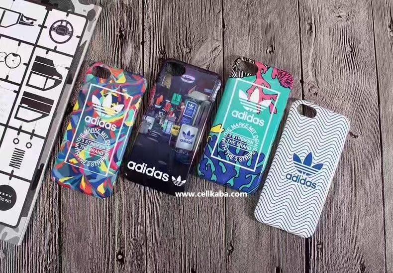 ブランドadidas オリジナル iPhone7sケース iPhone7s Plus ケース アイコニックなトレフォイルロゴプリント アディダスアイフォン8ケース 若い者向けのお洒落なアイフォンケースを発売ページ