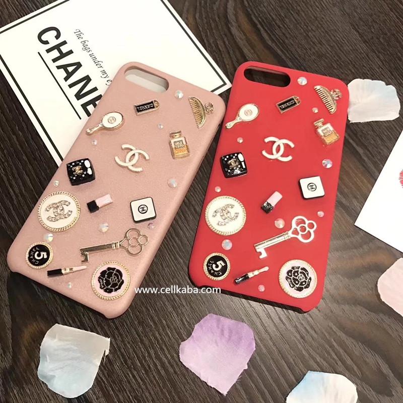 ガールズファションのブランドchanel iphone7 iphone8 ジャケットケース、柔らかくて、保護性が抜群のおしゃれ風シャネルスマホケース、女子力満点!