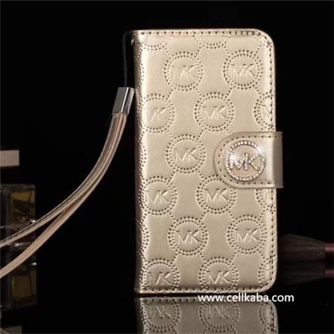 MICHAEL KORSブランドからの人気作品マイケルコースiphone8ケース iphone7s手帳ケース、欧米ファッション、セレブ愛用!マグネット式のダイアリー手帳型カバー、デザインがオシャレ!