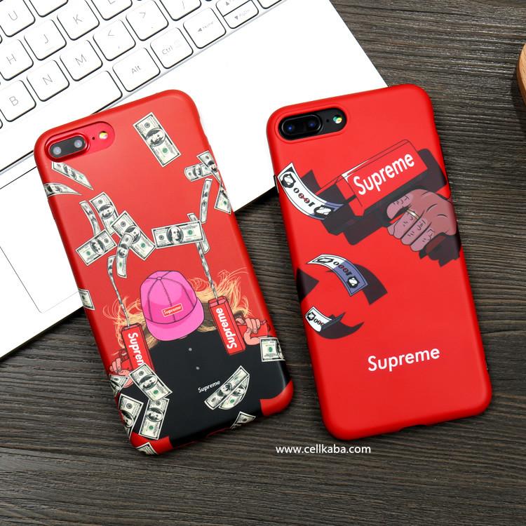 シュプリームiPhone Xケース、実用のブラントSupremeアイフォン8プラスケース、薄い軽いジャケット式で、持ち軽便で、片手で使える、カッコイイデザイン、周りの注目に引き、精密な加工で、スタイリッシュさが溢れている!