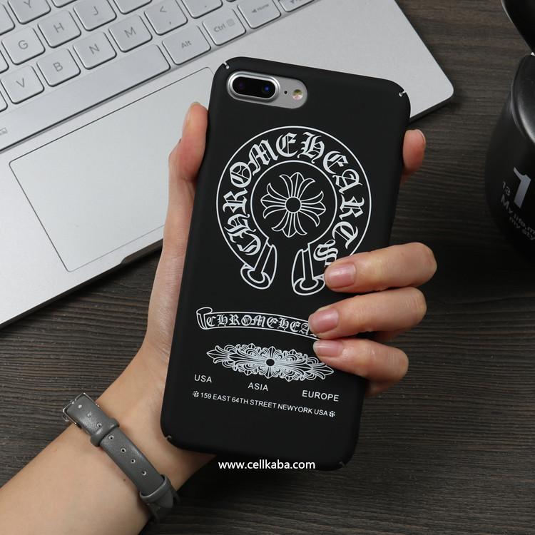 おしゃれなブランドクロムハーツ iPhone8 plusケースiphone7カバーはかっこいいなデザインで販売中、衝撃が耐えるし、放熱効果の抜群なケースです。