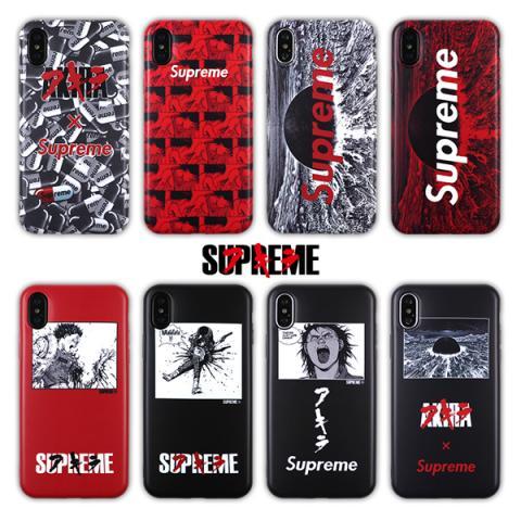 男性女性愛用の個性風のシュプリーム アイフォン8 アイホーン6s プラスカバー、アキラとシュプリームのコラボレーション作のsupreme iphone8 iphone7 plus ケース、かわいいで芸能人達に愛用されています!