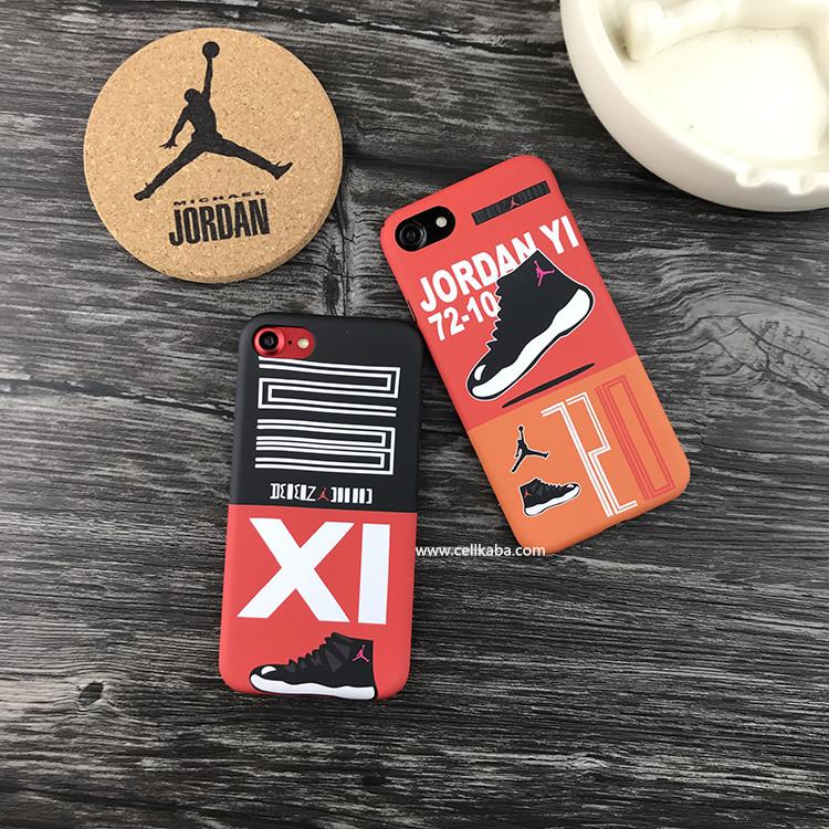 ブランドスポーツ風ジョーダンアイフォン8ケース、ストリート系iPhone6s plusケース、激薄なアイフォン7携帯カバー、シンプルでかっこいい、男女問わず、幅広く使える人気アイテムで、海外にブームになっている。