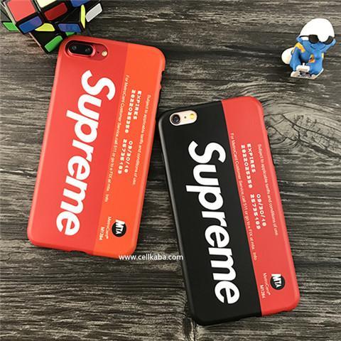 海外芸能人に愛用されているタイドブランドシュプリームiphoneXスマホケース、柔軟なTPU製、激薄なデザイン、メトロカードの設計を採用して、おしゃれさがたっぷり、カップル向けのsupreme アイフォン8カバー!