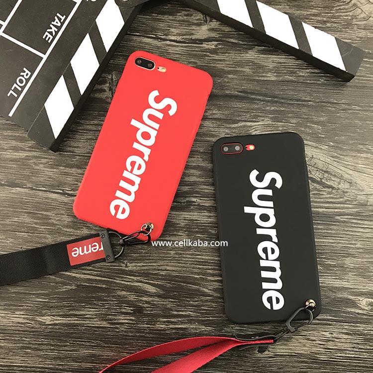 ストリート風ファッションブランドSUPREME iPhone8 plus ケース、ソフトのジャケット式で、脱着簡単で保護性の強いiphone x 人気携帯カバー、カップルお揃いにも似合うと思い、市場で大好評をもらっているスマホケース、ストラップホールがあるので、自由に飾れるし、カスタマイズすることもできます。