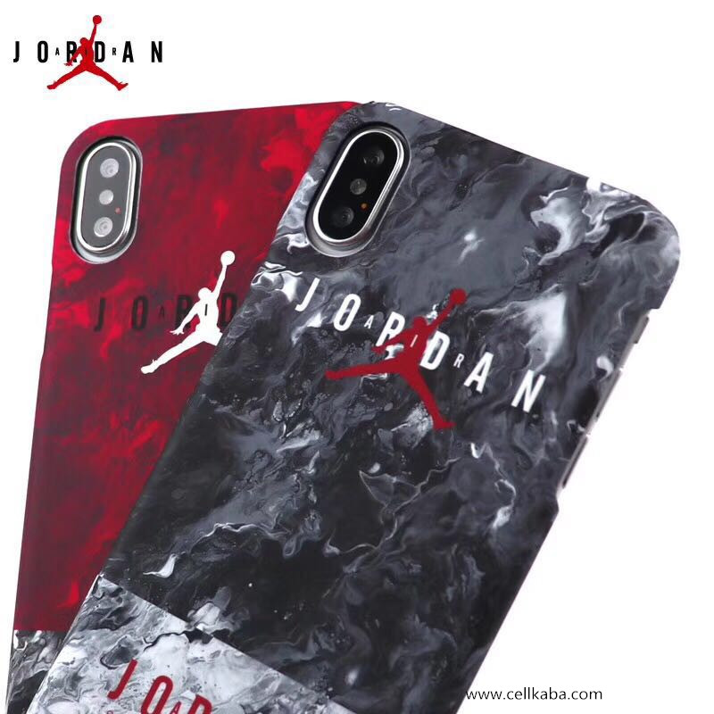c501ddae67 スポーツ風のエアジョーダンアイフォン8カバー、耐衝撃、放熱加工の薄型 ブランドJordan iPhone7ケース、 ...