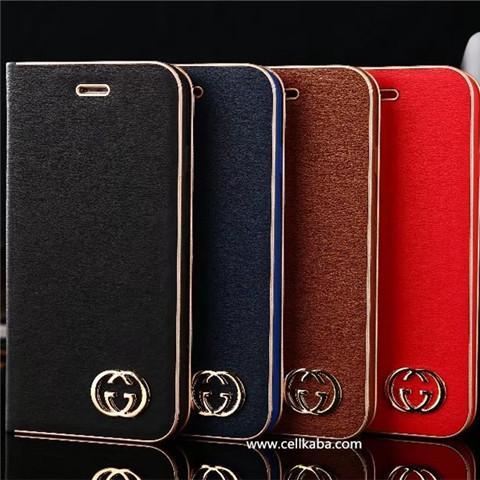 モノグラムグッチgucciアイフォン8プラスケース、オシャレでゴージャス、高級なレザー製iphone7カバー、カード入れ、スタンド機能付き、上品な雰囲気が漂う。