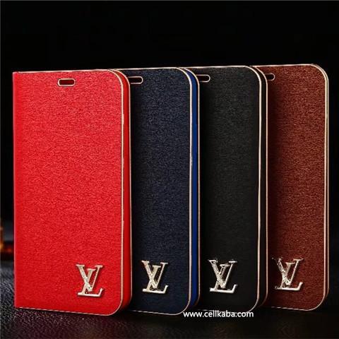 モノグラムLVアイフォンXケース、オシャレでゴージャス、高級なレザー製iphone8 plusカバー、品質がよく、とても丈夫な耐衝撃の人気携帯カバー!男女向け、送料無料!
