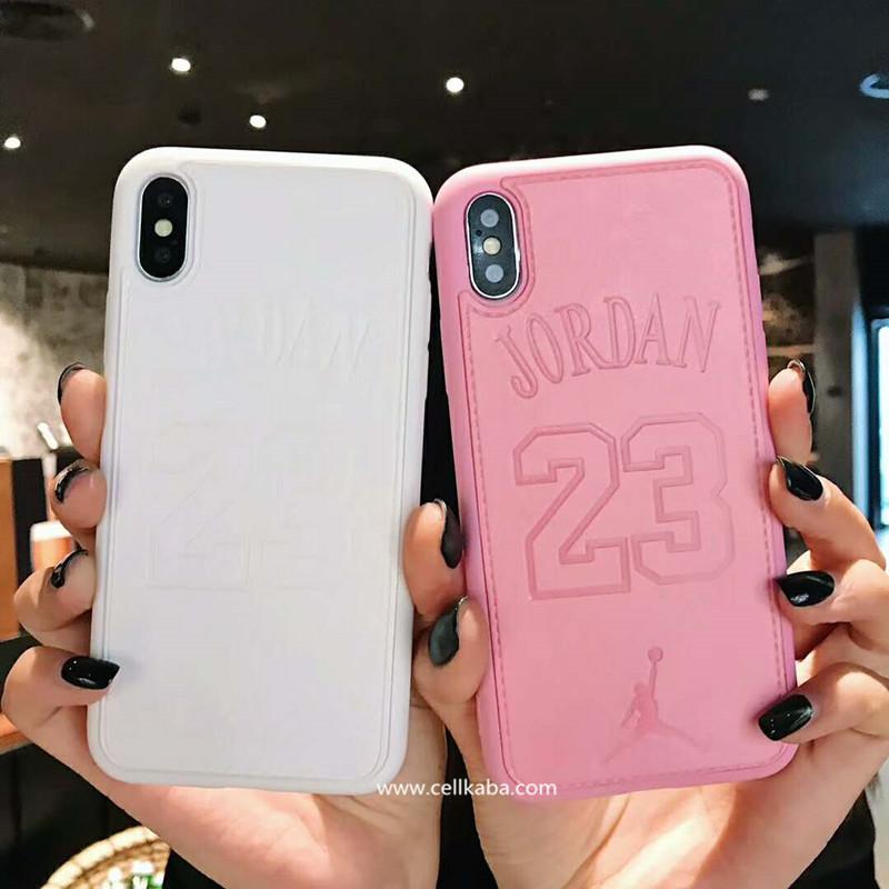 b5482b935c スポーツ風のエアジョーダン アイフォンXプラスケース、アイホーン8/7プラスケース、耐衝撃、放熱加工の薄型化のブランド iPhone6sケース 、簡潔でオシャレ。
