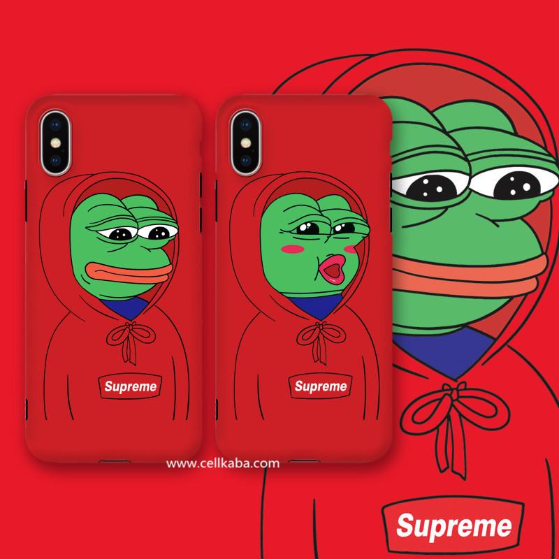 ブランドシュプリームiPhoneXS/iPhoneXSPlus/9ケースです、鮮やかで目立つな赤色を採用し、おしゃれで若者向けのSUPREME iPhoneX/8/7/6ケースです。
