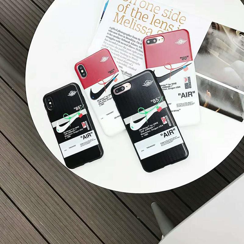 運動風ストリート系iphoneXSケース、メンズとレディースにオススメのオシャレなブランドNIKEアイフォン9/Xケース、ナイキアイフォン8/7携帯カバー 2018年新作!耐衝撃、頑丈且つおしゃれで、 送料無料!