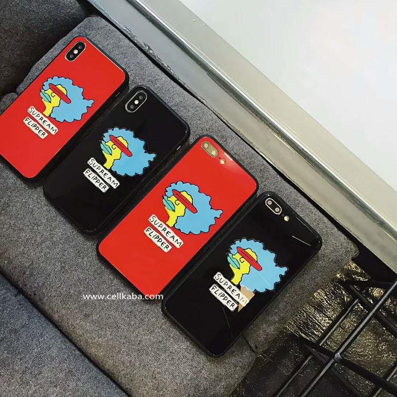 かっこよくておしゃれな個性ブランド supreme iphoneXS iPhoneXS プラスケース、保護性がよく、耐衝撃なファションカバー、激薄で、手触りが絶好!