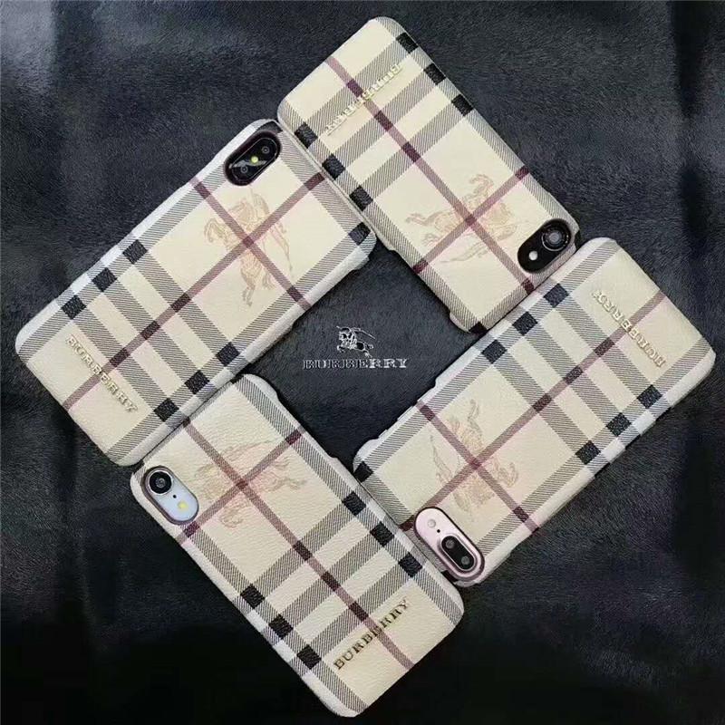大人気成熟風ブランドBurberry iPhonex/8/7レザー製ケースおすすめ!海外の人気burberry iphoneXS/XRカバー ケースが弊店の売れ筋人気品!