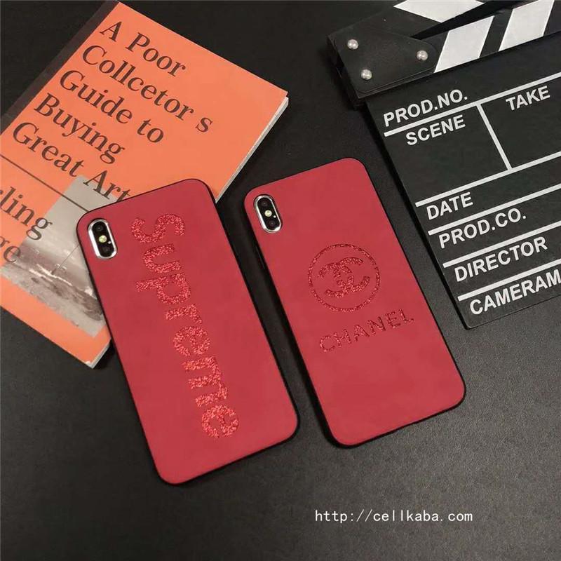 ブランド iPhonexs/xケース シャネルとシュプリームのスマホケースを海外通販。ストリートでおしゃれ、カップル向けなスタイリッシュ風iPhoneXS Maxケースです。