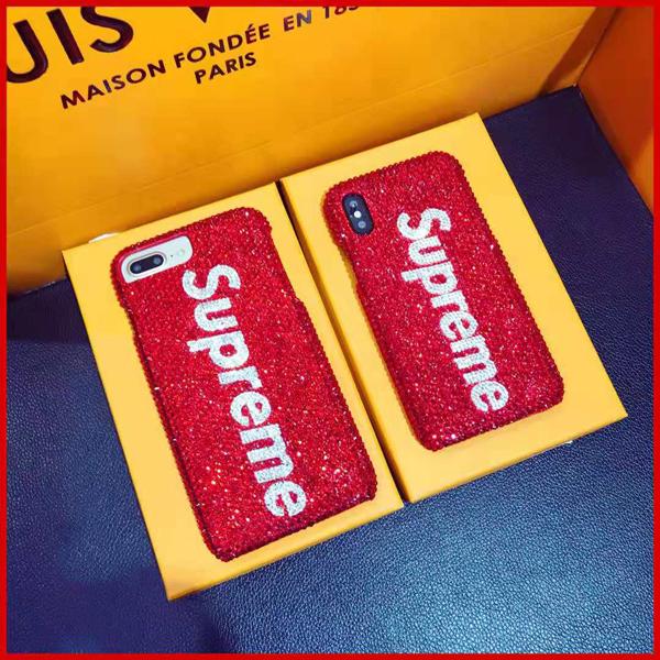 シュプリーム iphoneXIケース