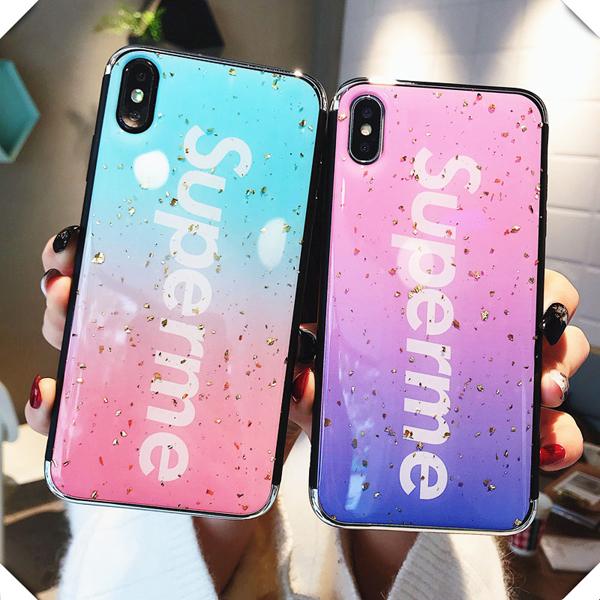 シュプリーム iphone proケース