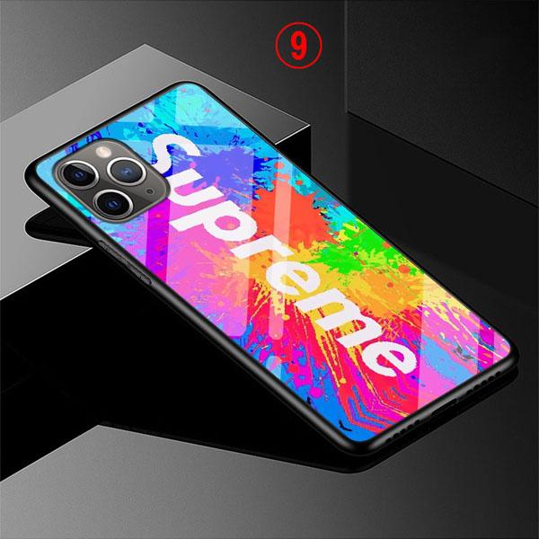 シュプリーム iphone11proケース