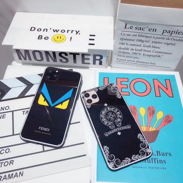クロムハーツ iphone11pro maxケース