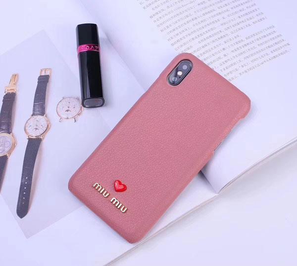 miumiu iphoneXRケース