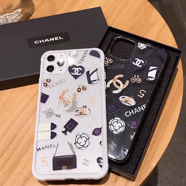 シャネル iphone11pro maxケース