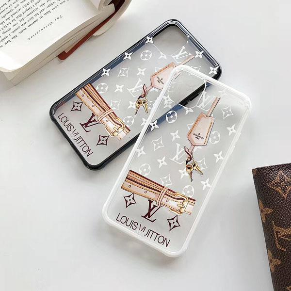 ルイヴィトン iphone11ソフトケース