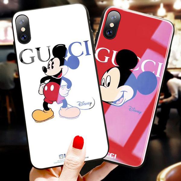 グッチ iPhone11 Proガラスケース
